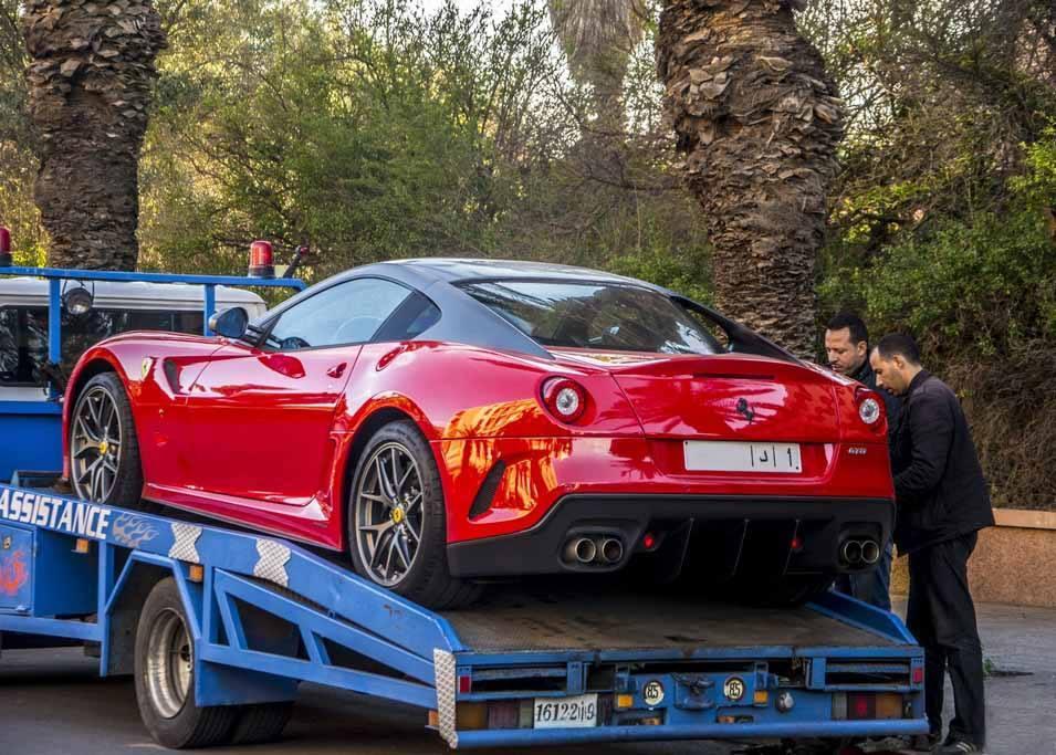 Maserati Granturismo Mc >> Les voitures les plus impressionnantes au Maroc - Welovebuzz