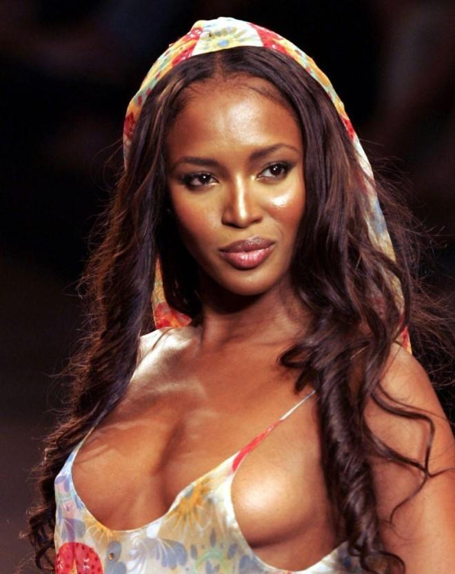 10.) Naomi Campbell (1995)