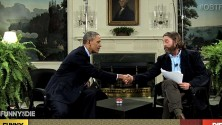 L'interview de Barack Obama par Zach Galifianakis