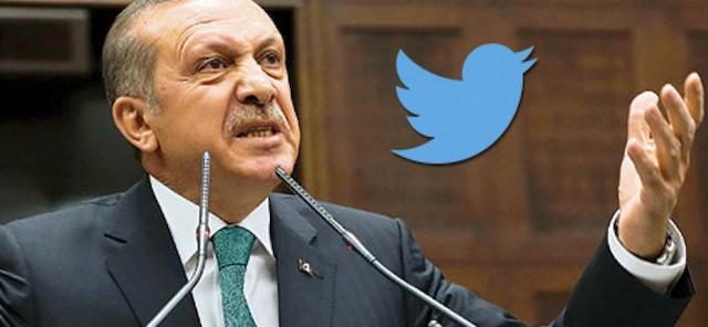 La Turquie interdit l'accès à Twitter