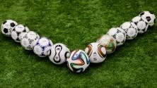 L'évolution du ballon rond au fil des coupes du monde