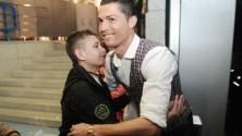 Quand un but de Cristiano Ronaldo sort un enfant du coma