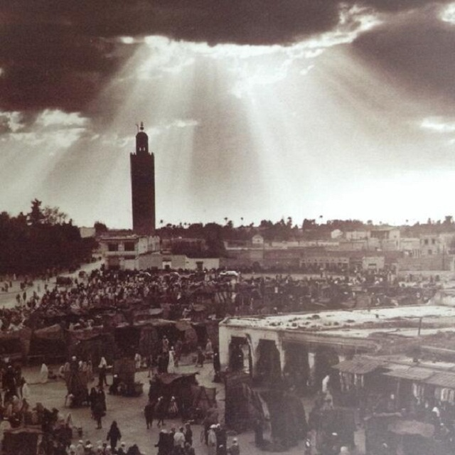 Marrakech - Jamaa Lefna