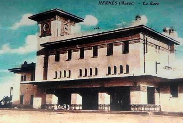 Meknès - Gare