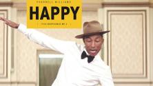 Happy de Pharrell Williams : le clip de génie est peut-être copié d'un autre