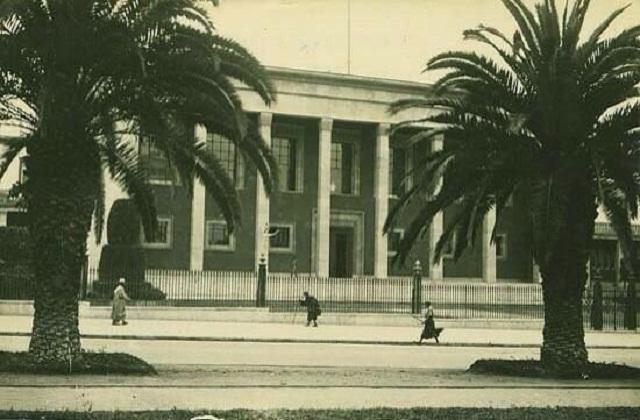 Rabat Ex-Cours d'appel, Parlement actuel