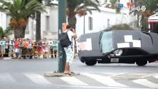 Spectacle de Drift à Rabat