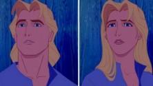 Et si les héroïnes de Disney étaient des hommes ?