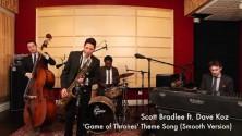 La musique de Game of Thrones version Jazz