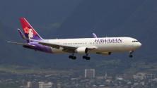 Un ado survit après avoir voyagé dans le train d'atterrissage d'un avion