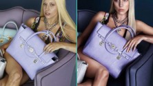Lady Gaga pour Versace : version sans retouches
