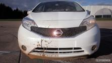 Nissan teste une peinture autonettoyante