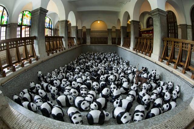 Papier-mache-Pandas-in-Hong-Kong3-640x426