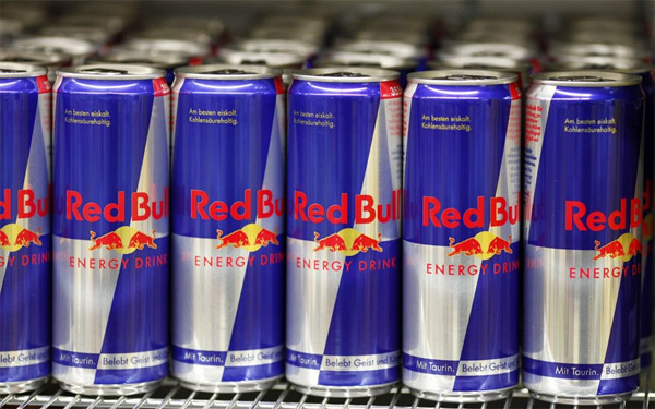 6.Les boissons énergétiques