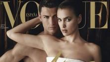 «Amor & Futbal» la couverture de Vogue où Cristiano Ronaldo est nu