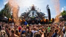 Suivez le live-streaming de Tomorrowland 2014
