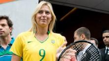 Que se passe-t-il entre Maria Sharapova et David Luiz ?