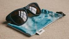 Les lunettes de soleil à filtre Instagram
