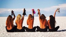 «The topless tour», la nouvelle tendance sur Instagram