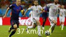 Le record du footballeur le plus rapide du monde a été battu