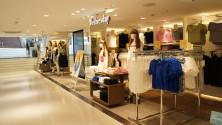 Au Japon, on peut emporter des vêtements chez soi sans les payer
