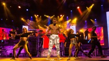 Jason Derülo à Mawazine : «le meilleur concert de ma vie»