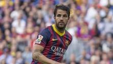 Cesc Fabregas quitte le Fc Barcelone pour la Premier League