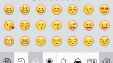 250 nouvelles émoticônes arrivent sur Smartphones