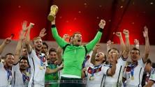 La Mannschaft «Klose» le mondial en championne