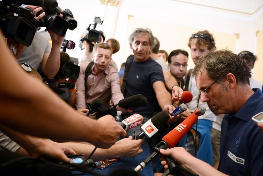 4. Les journalistes