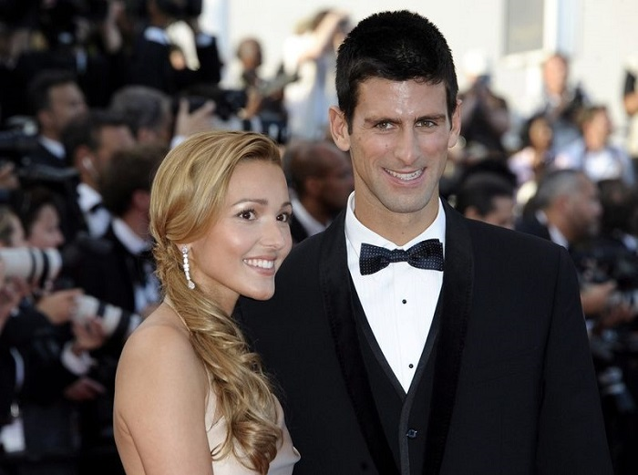Djokovic-et-sa-femme