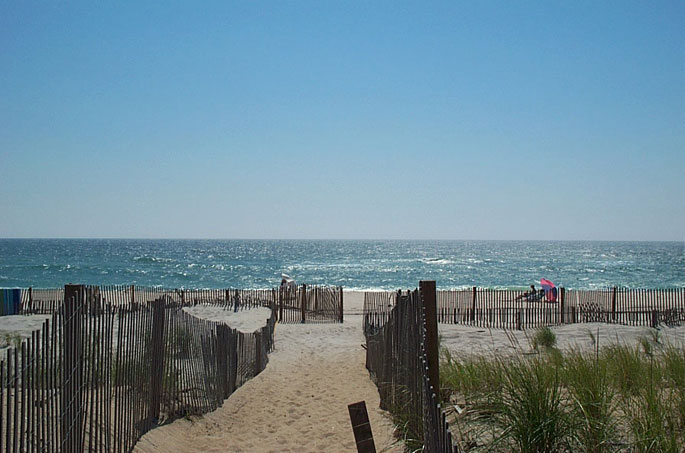 FIRE ISLAND, NEW YORK – ETATS UNIS