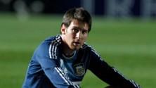 Les supporters argentins sont inquiets face à l'aveu de Messi