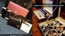 Rich Kids Snaps, la nouvelle mode des gosses de riches