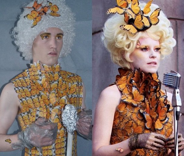 Trinket Effie (Hunger Games)