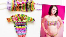Le «Rainbow Loom» s'attaque aux Bikinis