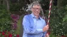 Bill Gates participe au Ice Bucket Challenge après Mark Zuckerberg
