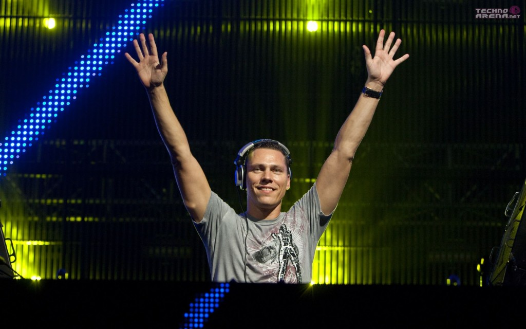 3. Tiësto (Ex aequo) – $28 million