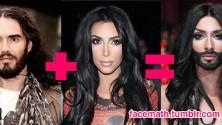 Face Math : 1 célébrité + 1 célébrité = 1 autre célébrité