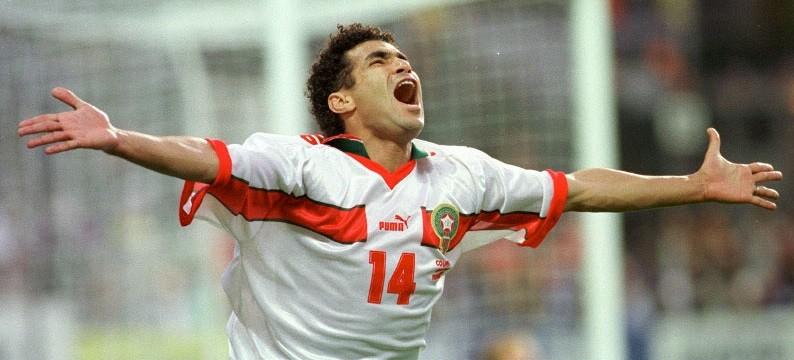 Les 7 meilleures prestations des lions de l 39 atlas retour sur le parcours de l 39 quipe nationale - Maroc coupe du monde 1998 ...