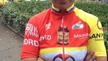 Un maillot de très mauvais goût pour l'équipe de cyclisme colombienne