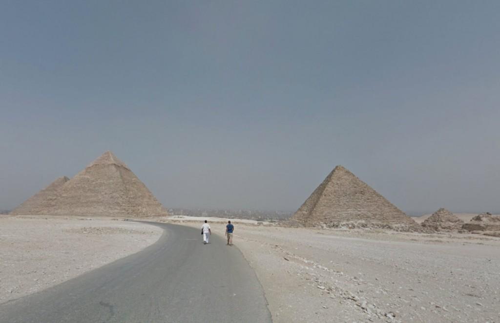 Pyramids Street View Main Image