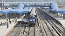 Un train porté disparu pendant 17 jours en Inde