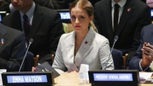 Le discours bouleversant d'Emma Watson pour UN Women