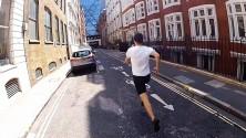 Une course contre le métro