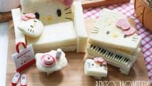 Bento Monsters, les repas créatifs d'une maman japonaise