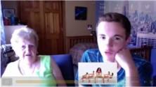 Une grand-mère réagit à «Anaconda» de Nicky Minaj