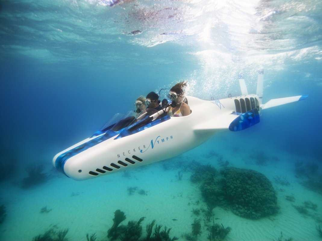 he-can-explore-the-sea-around-his-island-on-the-necker-nymph-a-three-passenger-open-cockpit-submersible-that-was-designed-just-for-him-by-submarine-company-deepflight