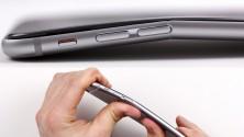 Un iPhone 6 Plus passe le Bend Test