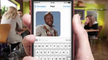 Popkey, le clavier iPhone pour envoyer des GIFs